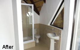 Cintsa Thatching - Bathroom Renovations