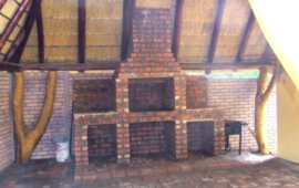 Cintsa Thatching - Braai areas