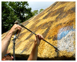 Cintsa Thatching & our products- thatch roofs, thatch lapa & more