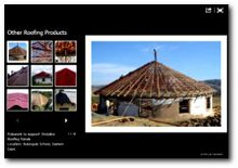 Cintsa Thatching - roofing gallery