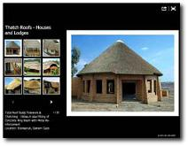 Thatch Roofs amp Houses Available To Custom Design Building
