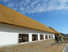 Goegap thatching project - conference centre