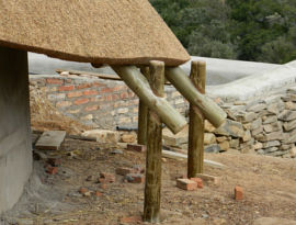 thatched lodge - eastern cape thatching company