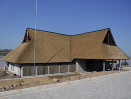 Thatched Conference Centre Mthatha Dam