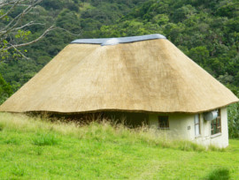 Silaka thatching project